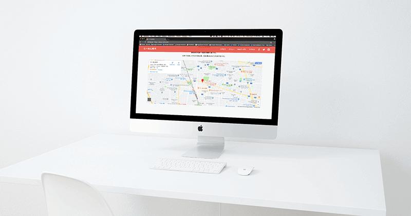 Google maps APIを使って、地図内にマーカーと吹き出し & 画像とリンクを設置してみた