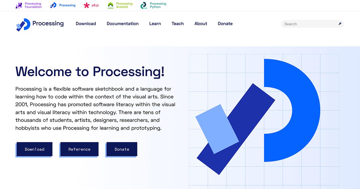 【Processingの始め方】デジタルアートのプログラミングを楽しもう