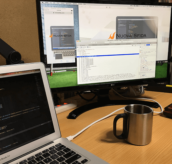 Macのデュアルディスプレイ/マルチディスプレイ化で作業を快適に