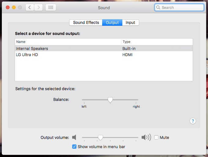 Macと外部モニターを接続 03