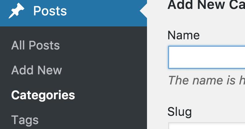 WordPressのタクソノミーのターム情報でアイコン画像などをコントロール