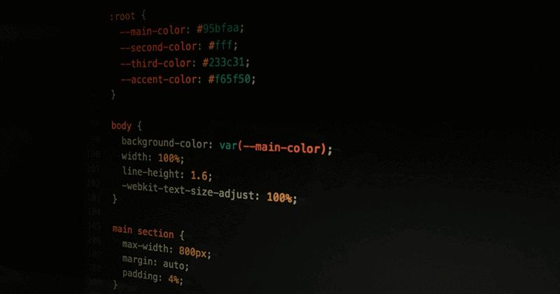 CSSでも手軽に変数を扱えるようになったCSS Variables(カスタムプロパティ)を使う