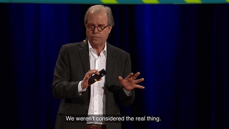 TED動画でトークを聴く04
