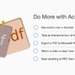 Adobe Acrobat DCを使って複数のPDFファイルを結合する