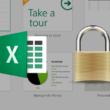 Excelファイルにパスワードを設定する方法