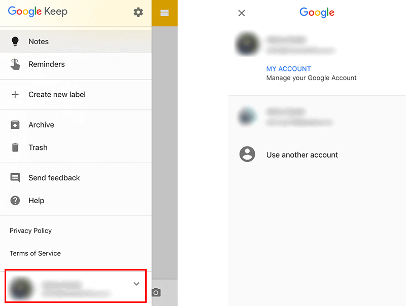 Google Keepの使い方05