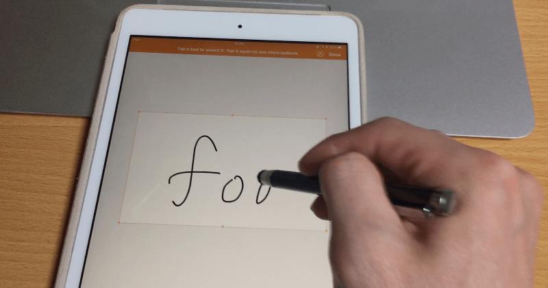 iPhoneやiPad、Androidで使える超高感度タイプのスタイラスペン(タッチペン)