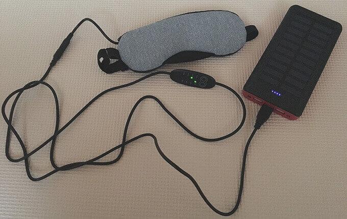 ソーラーチャージャー モバイルバッテリー