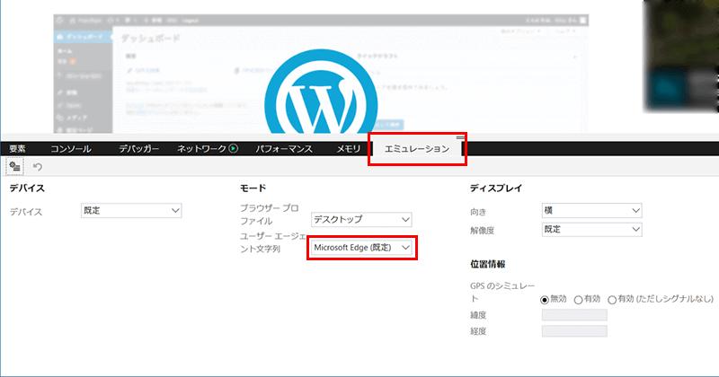 Windowsのブラウザ確認01