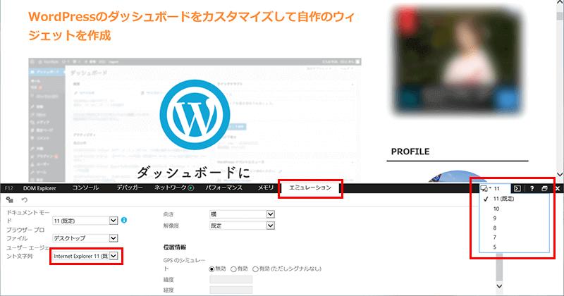 Windowsのブラウザ確認03