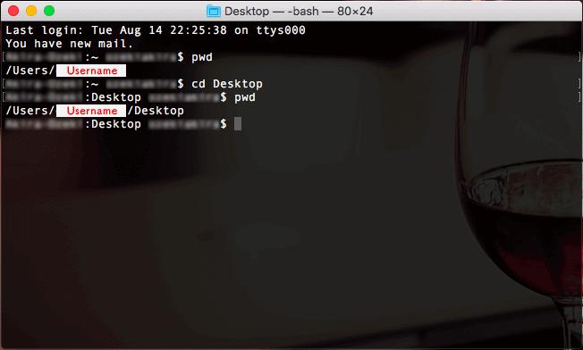 Mac コマンド01