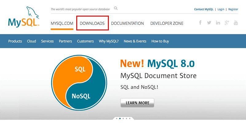 MacにMySQLをインストール01