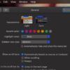 macOSのダークモード設定やブルーライトカット機能で目に優しい生活