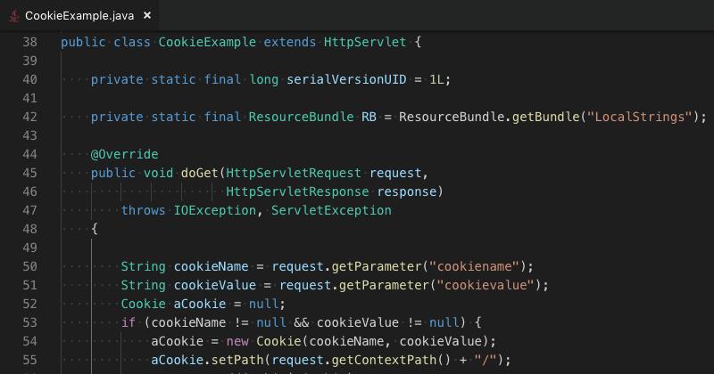 Visual Studio Codeのインデント