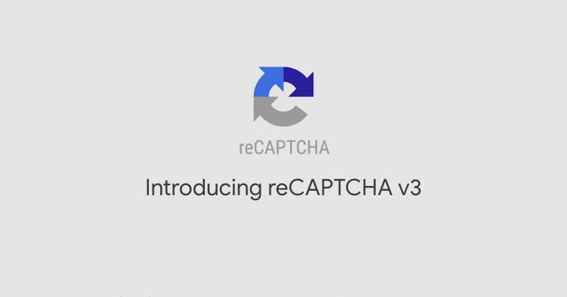 WordPressのContact Form 7にreCAPTCHA v3を追加して迷惑メール対策
