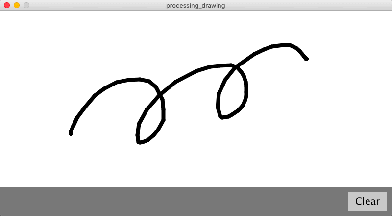 Processingでdrawingの実装