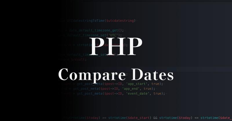 標準のカスタムフィールドを使って日付をもとに過去日・未来日での切り替えPHPプログラムを実装