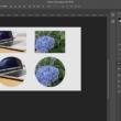 Photoshopで簡単にマスキングすることができるフレームツールの使い方
