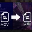 Adobe Media Encoderで動画のファイル形式をMOVからMP4に変換する方法