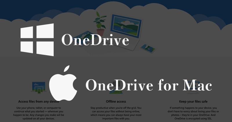 [Windows/Mac]Office 365利用者は1TBも利用できるOneDrive