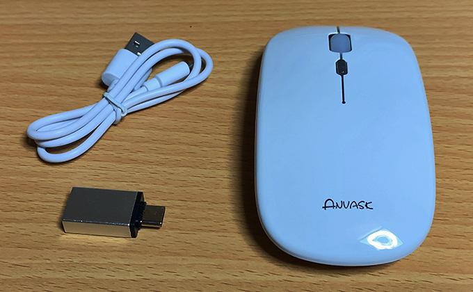 薄型ワイヤレスマウス