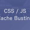 PHPを使ったWrodPressなどでCSSやJSファイルを更新した時だけキャッシュをクリア