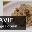 劣化が少なく画像を軽量化できる画像フォーマット「AVIF」の利用